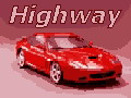 Highway Road Sony Ericsson Mobile Game