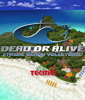 Dead Or Alive Xtreme Beach Volleyball Mobile Game