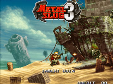 Metal Slug Mobile Game