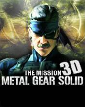 3D Metal Gear Solid - The Mission Mobile Game