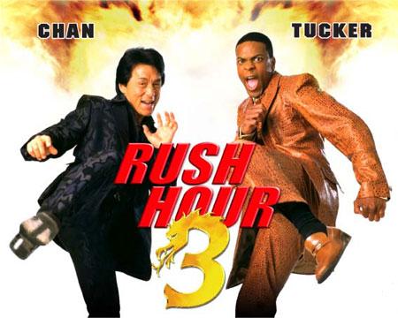 Rush Hour 3 Mobile Game
