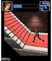 Lara Croft Tomb Raider Legend Tokyo 3-D Mobile Game