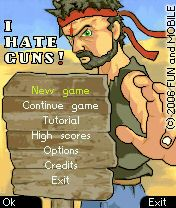 I Hate Guns Mobile Game