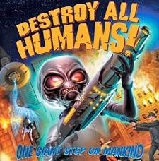 Destory All Humans Mobile Game