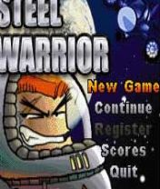 Steel Warrior Mobile Game