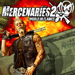 Mercenaries 2: World In Flames (240x320) Mobile Game