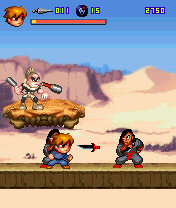 Fatal Strike Mobile Game