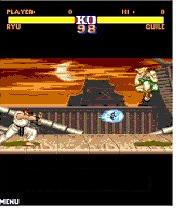 Street_Fighter 2 Mobile Game