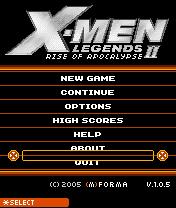XMen Legends 2 Rise Of Apocalypse Mobile Game