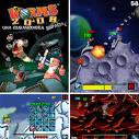 Worms 2008 Mobile Game