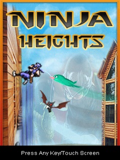Ninja Heights Mobile Game