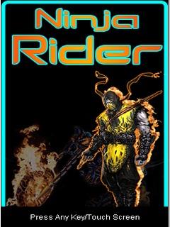Ninja Rider Mobile Game