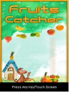 Fruit Catcher Mobile Game