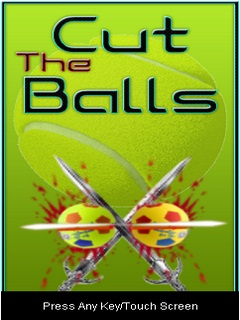 Cut The Balls Mobile Game
