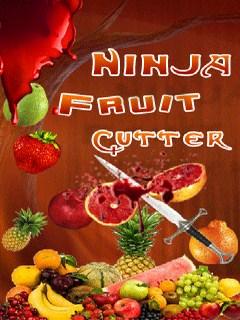 Ninja Fruit Cutter Mobile Game