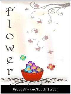 Flower Catcher Mobile Game