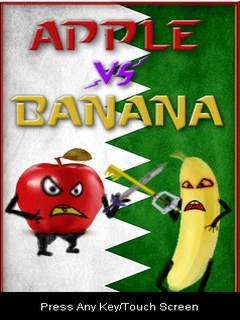 Apple Vs Banana Mobile Game