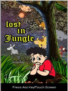 Lost In Jungle Mobile Game