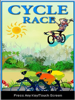 Cycle Race Mobile Game