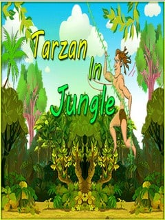 Tarzan In Jungle Mobile Game