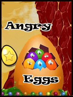 Angry Eggs Mobile Game