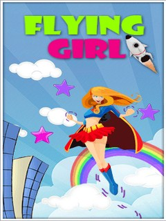 Flying Girl Mobile Game