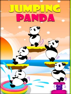 Jumping Panda Mobile Game