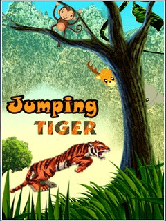 Jumping Tiger Mobile Game