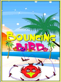 Bouncing Bird Mobile Game