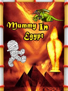 Mummy In Egypt Mobile Game