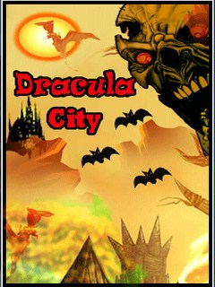 Dracula City Mobile Game