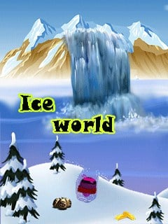 Ice World Mobile Game