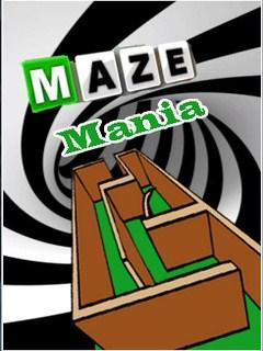 Maze Mania Mobile Game