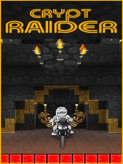 Crypt Raider Mobile Game