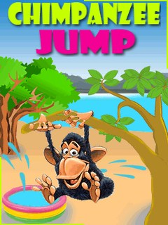 Chimpanzee Jump Mobile Game