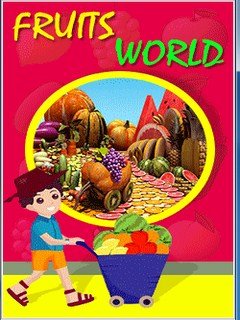 Fruits World Mobile Game