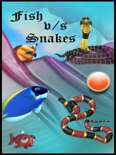 Fish Vs Snake Mobile Game