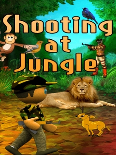 Shooting At Jungle Mobile Game