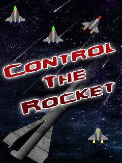 Control The Rocket Mobile Game
