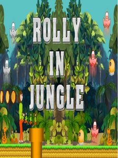 Rolly In Jungle Mobile Game