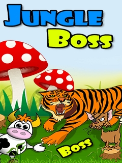 Jungle Boss Mobile Game