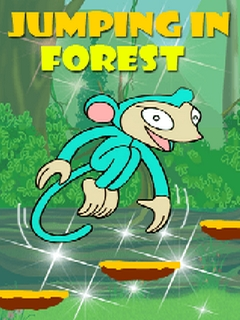 Jumping In Forest Mobile Game