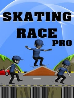 Skating Race Pro Mobile Game