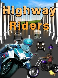 Highway Riders Mobile Game
