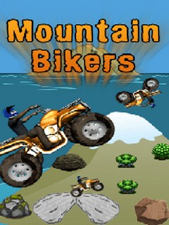 Mountain Bikers Mobile Game
