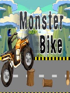Monster Bike Mobile Game