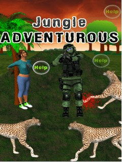 Jungle Adventure Mobile Game