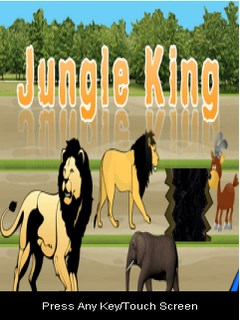 Jungle King Mobile Game