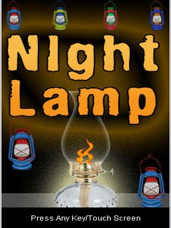 Night Lamp Mobile Game