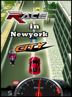 Race In New York City Mobile Game